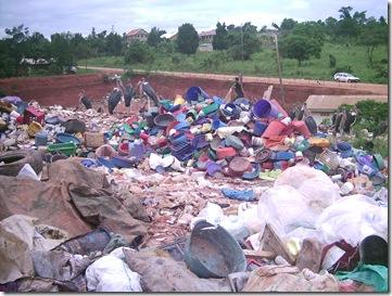 landfill Kitezi Kampala